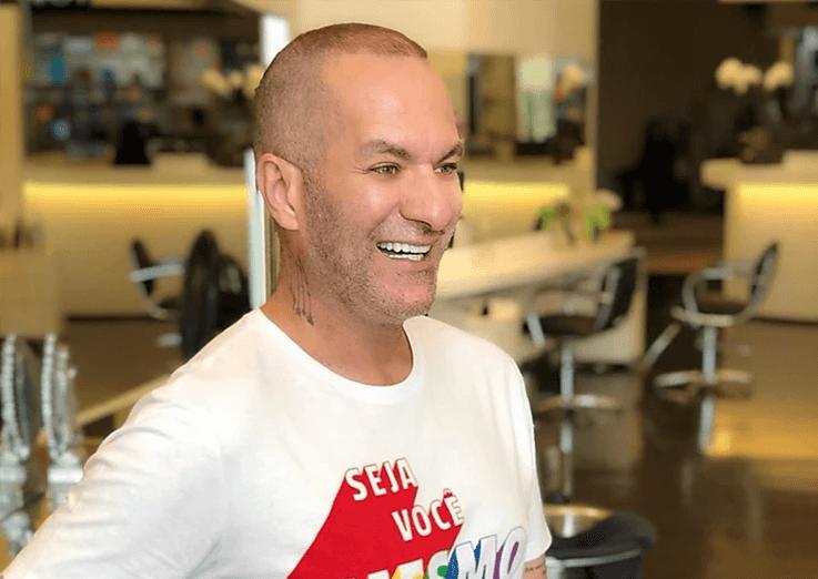 Rodrigo Piedade: Muito mais do que o melhor cabeleireiro do Brasil