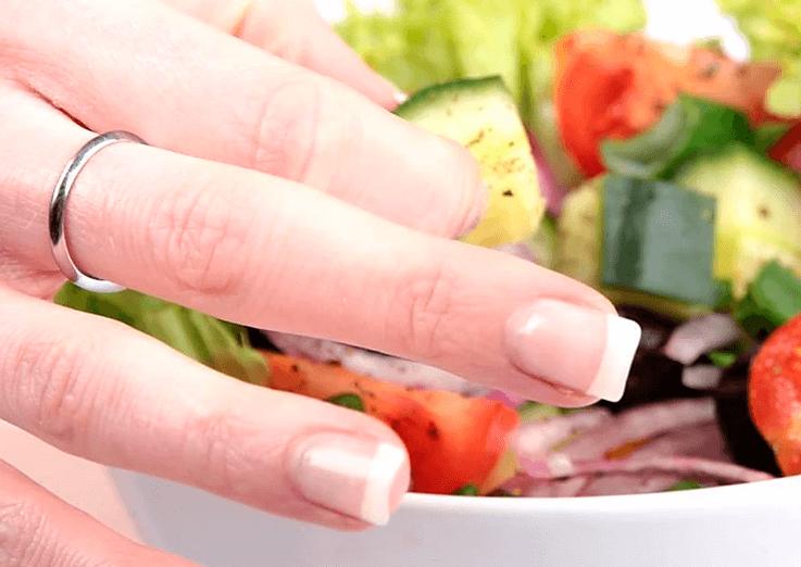 Alimentos que ajudam no fortalecimentos das unhas