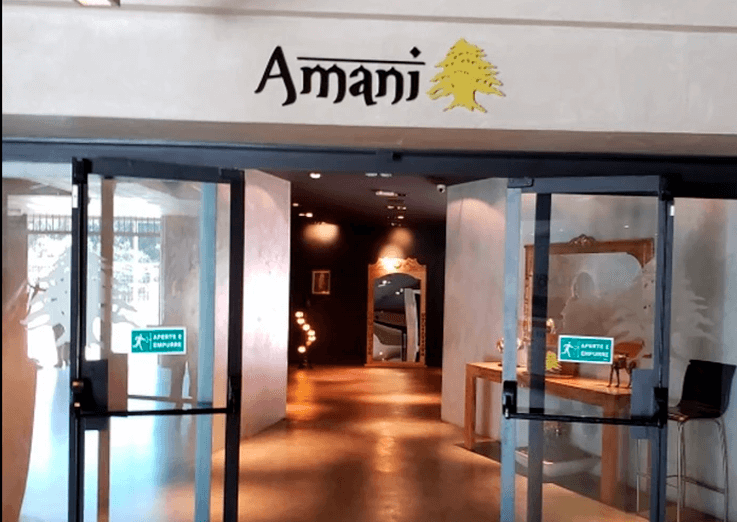 Delícias Árabes do Amani