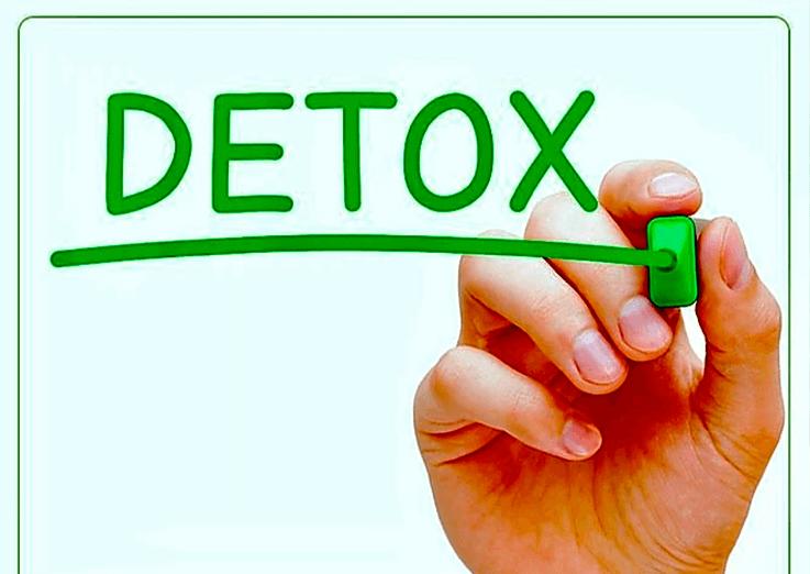 Dieta DETOX é uma ótima opção para quem quer desinchar e se recuperar após festas de fim de ano