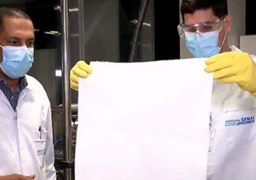 Tecido Inteligente  Elimina o Coronavírus em Minutos