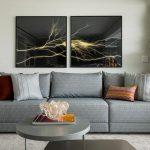 Como usar quadros na decoração