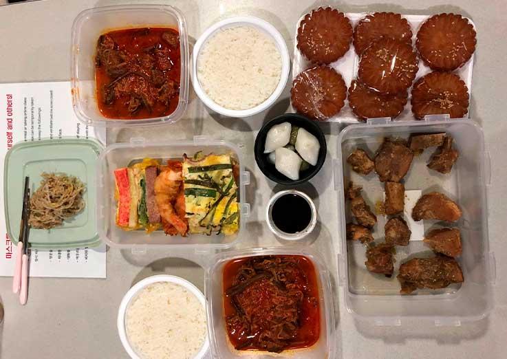 Chuseok - 'Feriado Ação de Graças Coreano'