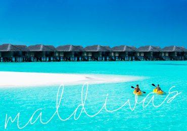 Maldivas: Férias no Paraíso!
