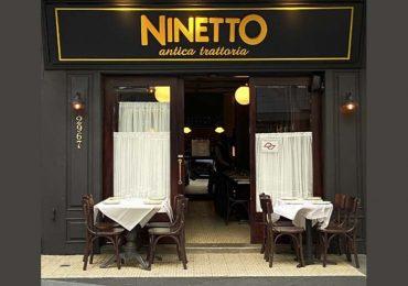 Ninetto Trattoria - A Mais Nova Casa de Rodolfo De Santis
