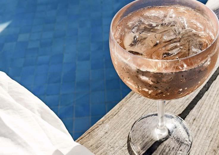Um bom vinho Rosé para degustar no verão