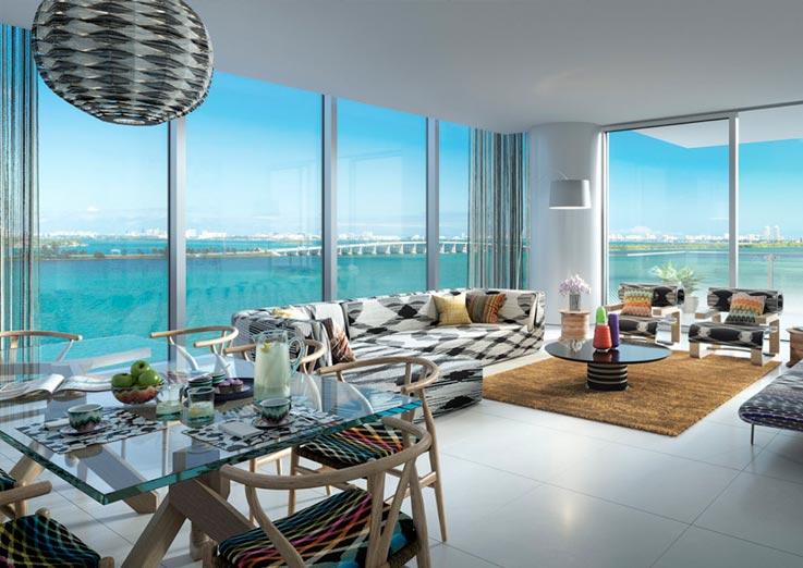 Missoni Baia - A Tradição Italiana e a Arquitetura Moderna de Miami