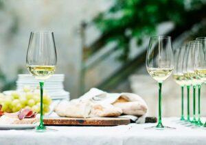 Taças para vinho