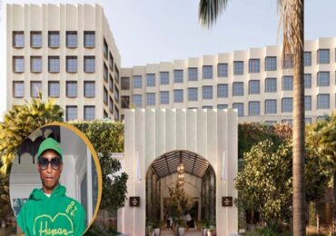 Pharrell Williams Inaugura The Goodtimes Hotel em Miami