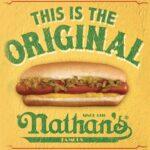 Nathan's Favorite Um Dos Melhores Hot Dogs de NY Agora No Brasil
