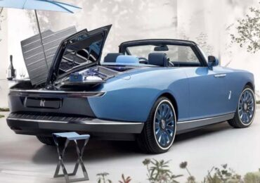 Rolls-Royce Boat Tail  o carro mais caro do mundo