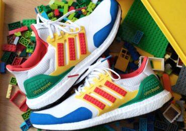 Diversão nos Pés Chega ao Brasil o Tênis da Adidas em Parceria com a Lego Conheça o UltraBoost X Lego Plates