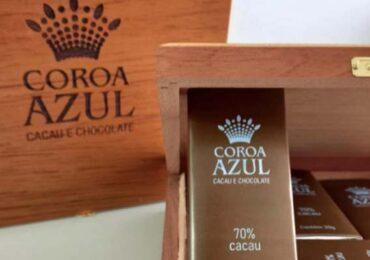 Chocolate Coroa Azul  Uma História de Família