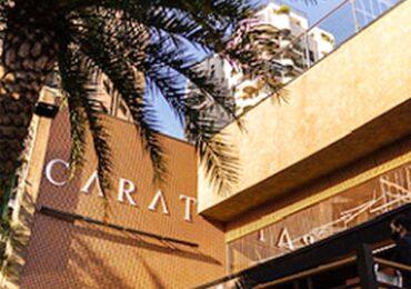 CARAT Lounge & Restaurant  Uma Experiência Inusitada
